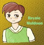 Reynie Muldoon by InvaderJes11