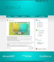 DESIGN CLUB by WebScUm