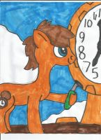 Clock Work for Mellonshow by nyro1