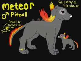 Meteorites are coming :U by wolfhailstorm