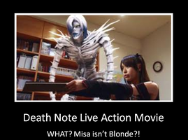 Death Note Live Action Movie by bdaycrazy