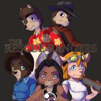 The Rescue Rangers 2.0 by darkoverlords
