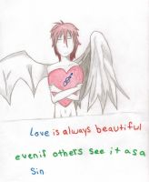 Love is always beautiful by CoolFangrl1