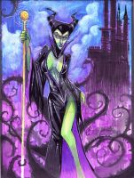 Maleficent by JeremyTreece