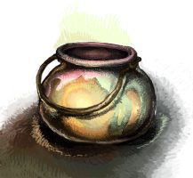 Pot by Tottor