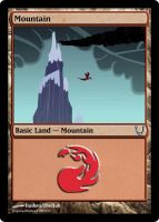 MLP_FiM_MTG- Mountain by pegasusBrohoof