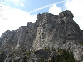 Rock formation by Woolfred