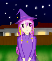 :Contest: Witchy Eiza by Dumdodoor
