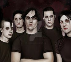 A7x Vampires by TowersOfLondon