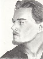 Leonardo DiCaprio by Dec0
