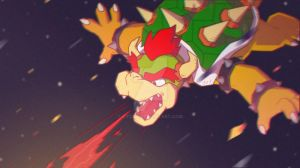 Bowser by CYcat
