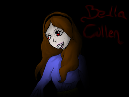 Bella Cullen... Vampire :O by Flaming-Cheetah