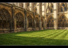 Westminster Abbey by Isyala