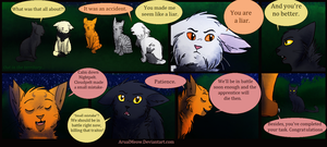 The Recruit- Pg 118 by ArualMeow