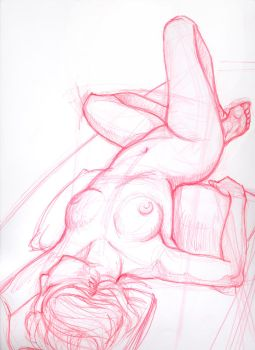 life drawing by TigerLing