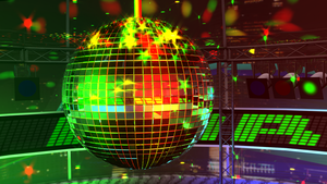 Discoball Render by Sarkytob