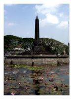 Tugu Malang 2 by indonesia