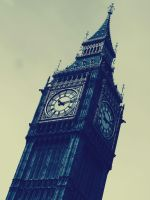 Big Ben. by RedheadChaos