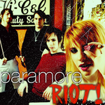 Paramore Riot by feel-inspired