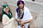 COSPLAY: Sinbad 4 by regzo