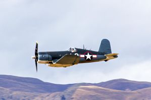Goodyear FG-1D Corsair by ARC-Photographic