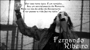 Fernando Ribeiro - Sign by klausNex