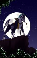 Repede by dragonsong17