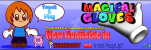 Magical Gloves Banner Web by Pandora-Creations