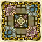 Square Abstract 4 by Envy-Graphix