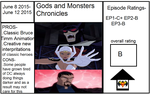 JL Gods and Monsters Chronicles by teentitanscomicfan7