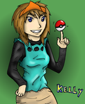Kelly by GodOfIrony