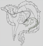 Don't I look majestic? [wip] by Snowymouse