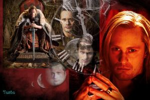true blood, Eric viking by Tasha507