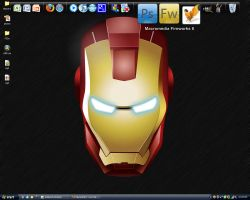 My current Desktop by Andy202