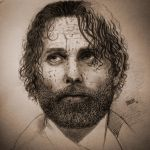Rick Grimes by Taurina