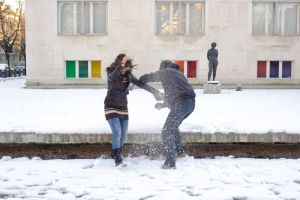 Streetify: snow fight by tzaj