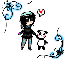-:Kodi and Panda:- by Aentha