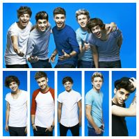 One Direction Collage 2 by I-Love-Music-1996