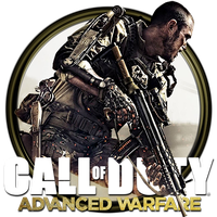 Call of Duty Advanced Warfare Dock Icon by OutlawNinja