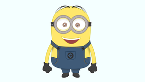 Minion Toonboom rig by MAGAM88