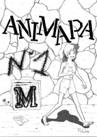 Animapa cover v.1 by philho