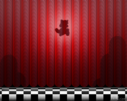 SMB3 Curtain Wallpaper by BLUEamnesiac