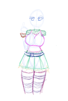 Misara Outfit Test by Doom-san