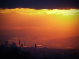 industrial beauty by Trifoto
