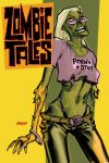 Zombie Tales cover by Devilpig