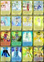 Angel Cards by moai666