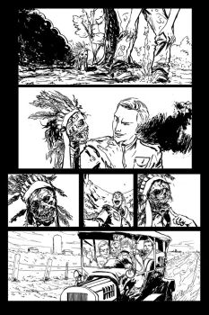 Geronimo Inks007 by ComicMunky