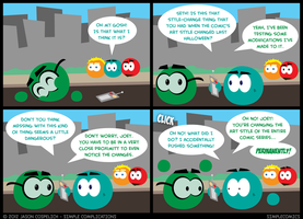 SC283 - Travel In Style 8 by simpleCOMICS