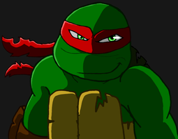 Raphael Animation by Mysterious-D