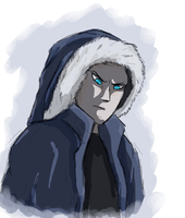 Grumpy Captain Cold by BowtieMySoul